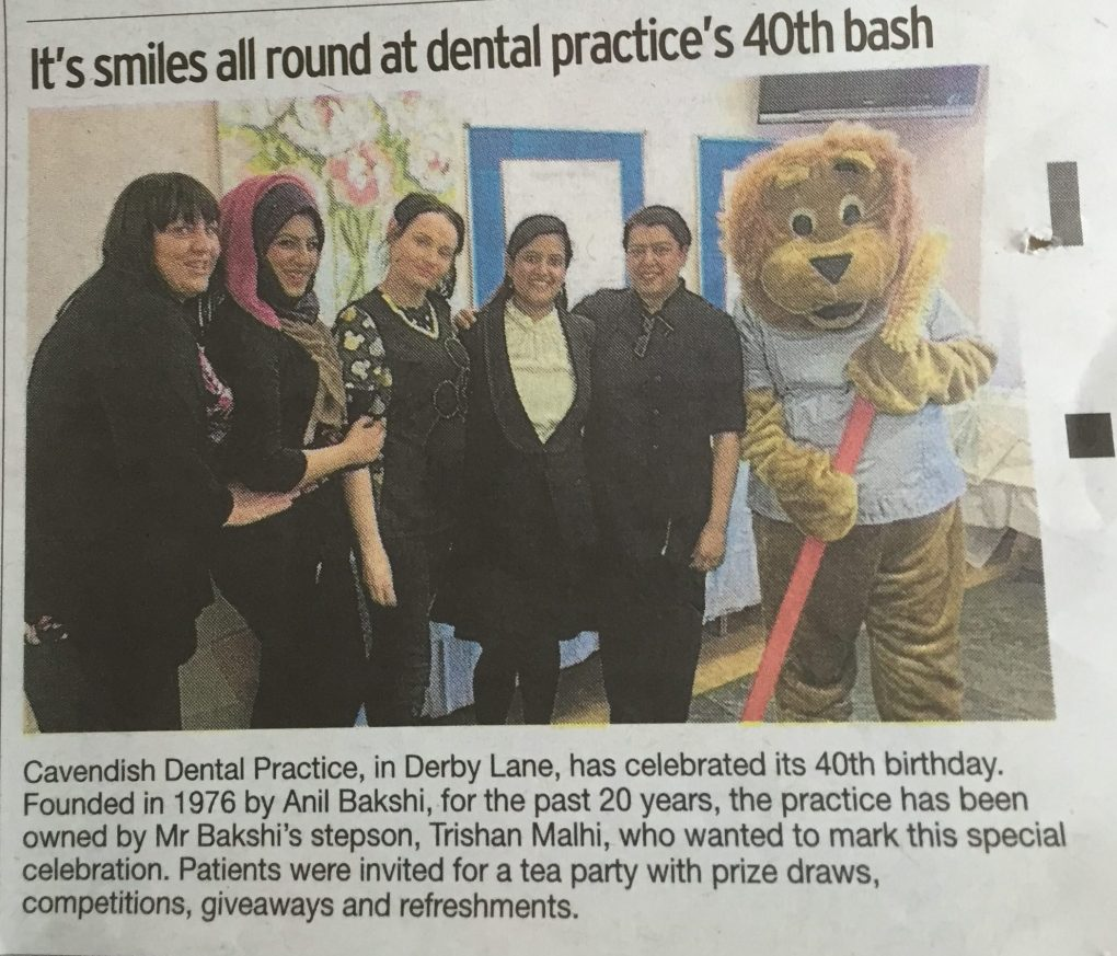 Calm & Caring Dentistry at Cavendish Dental Practice
