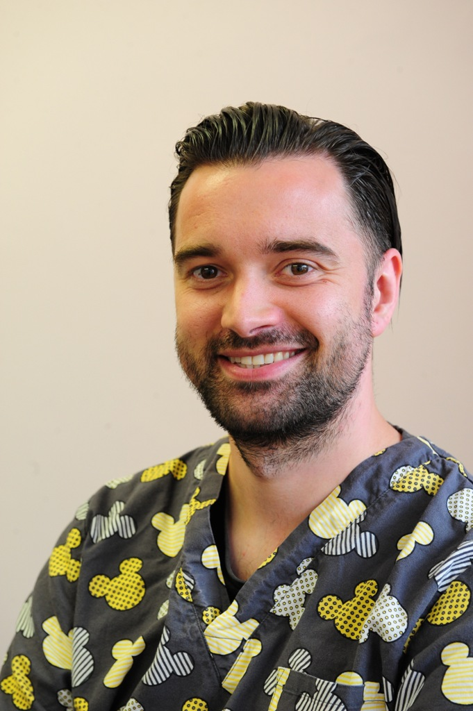 David Paterson - Calm & Caring Dental Nurse