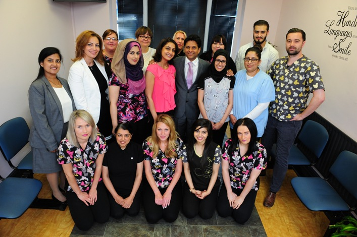 Meet The Team At Cavendish Dental Derby