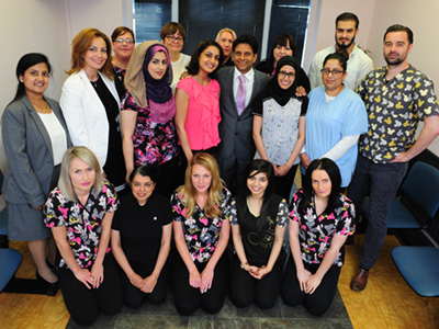 Meet The Calm & Caring Dental Team